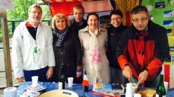 Bild Amis de France auf dem Herbst- und Weinfest