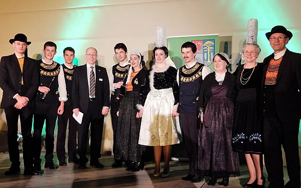 Bild Folkloregruppe