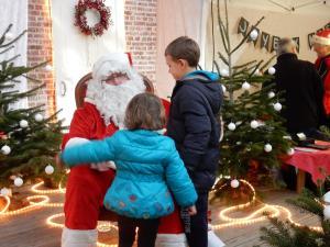 Weihnachtsmarkt Plobannalec-Lesconil 2017