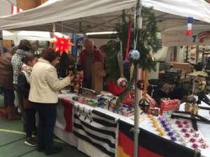Weihnachtsmarkt in der Bretagne 2018