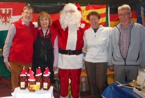 Weihnachtsmarkt in Plobannalec-Lesconil 2015